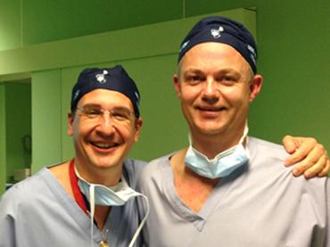 with Dr. Alex Mottrie