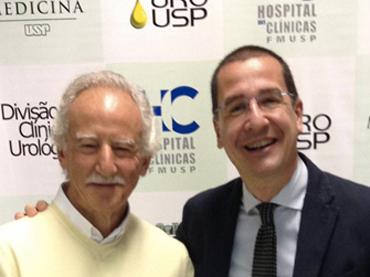 with Prof. Srougi