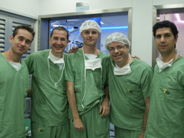 with Prof. E. Mazzucchi and coworkers