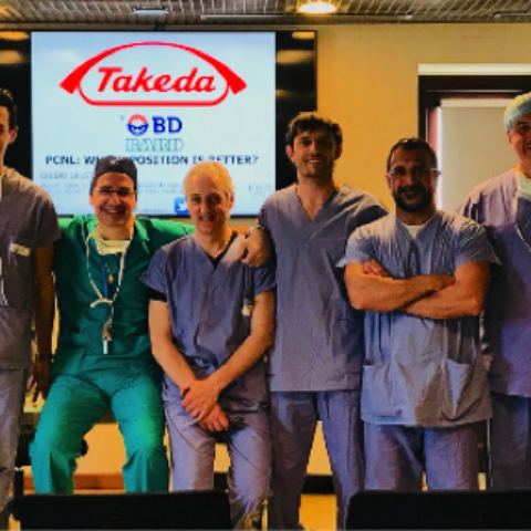 111th ETCE EVENT<br />sponsored by TAKEDA ITALY
